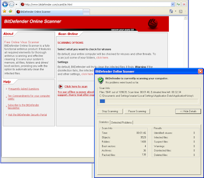 Click to visit antivirus site