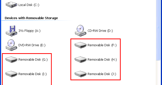 How To Get Rid Of H Drive