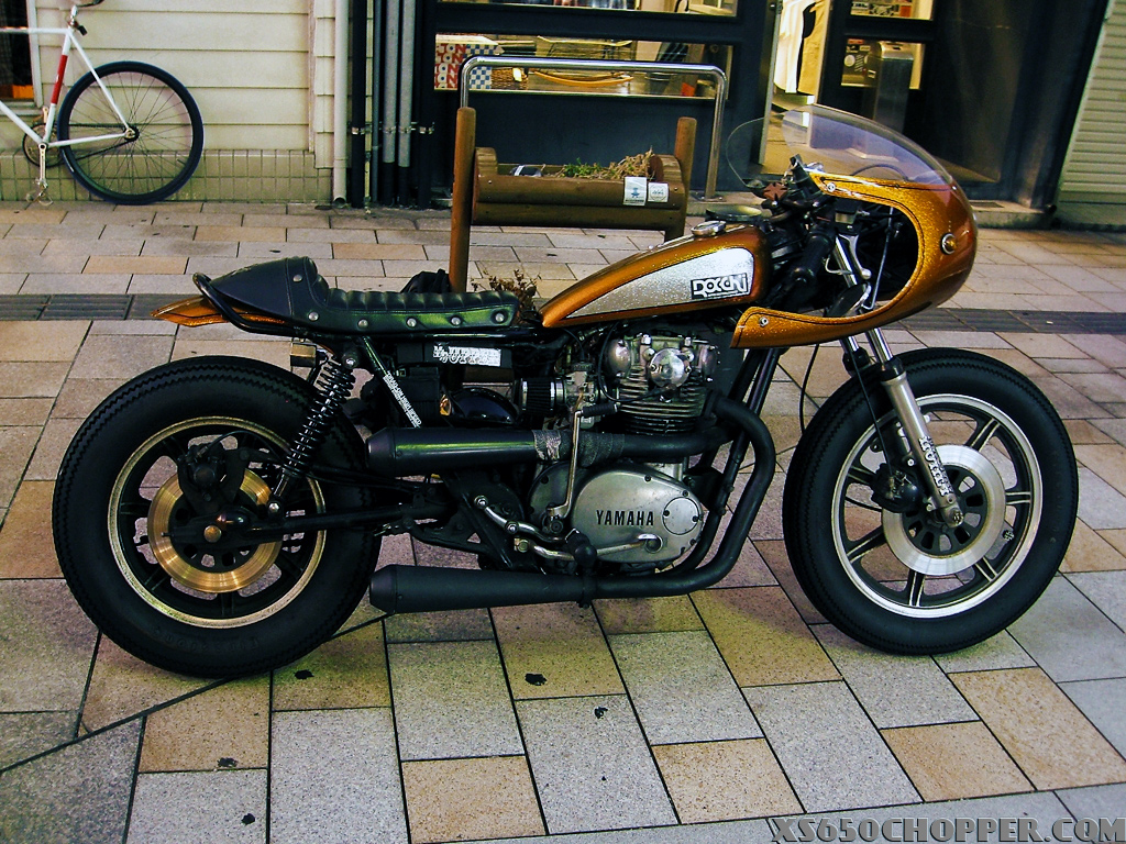 Ultimate Cafe Racer Photo Thread Page 12