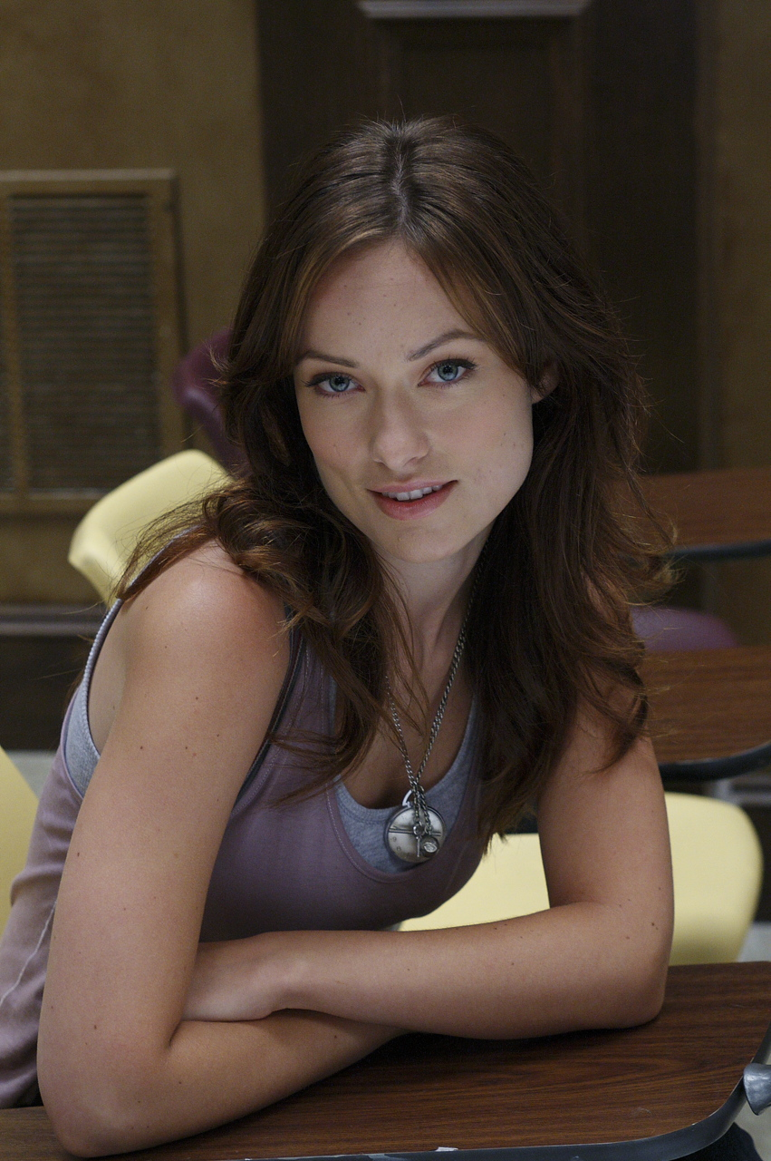 olivia wilde dr house