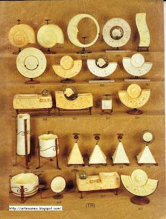 Artesaniamex artesania en ceramica tonala 2 for Productos decorativos