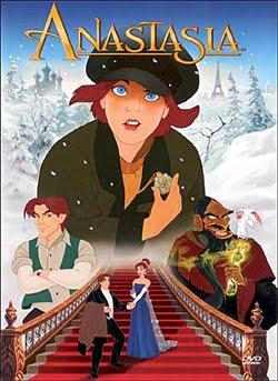 Anastasia Elokuva