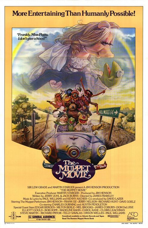 The Muppet Movie Printable Movies Posters