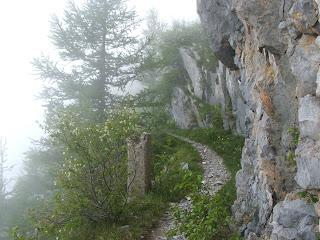 Le mie montagne: Sentiero degli Alpini