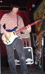 Lead Guitarist Dale Hollon