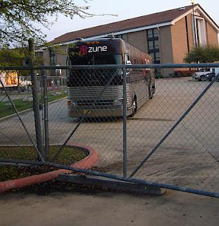 Long Zune Bus