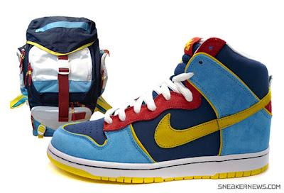 Phly Outta Mind  Nike SB Dunk High Premium + Statement Backpack- Mr ... 57a120a7ffa2