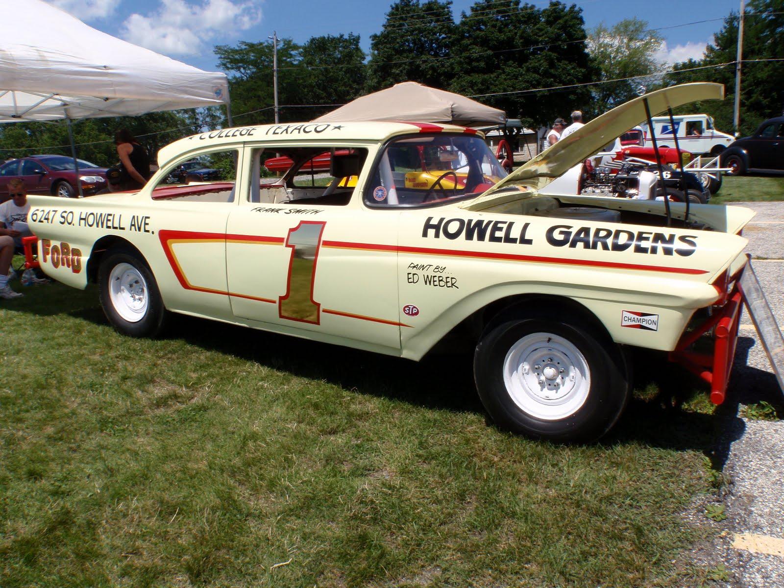 Vintage Dirt Track Race Cars 8