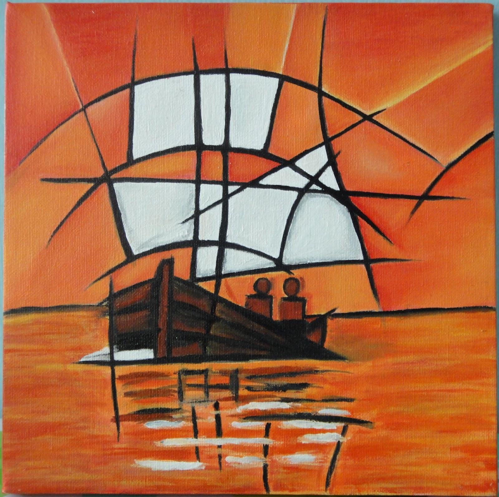 Geeths Gallery: Canvas paintings