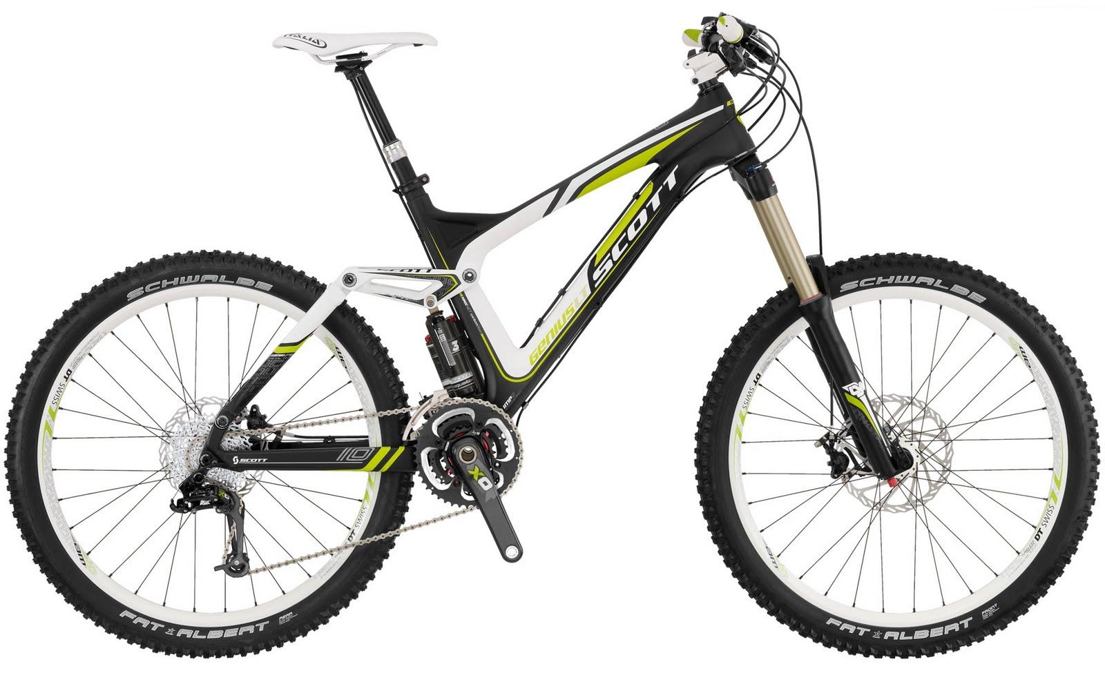 Todo-Bicicletas: Bicicleta Scott Genius LT 10
