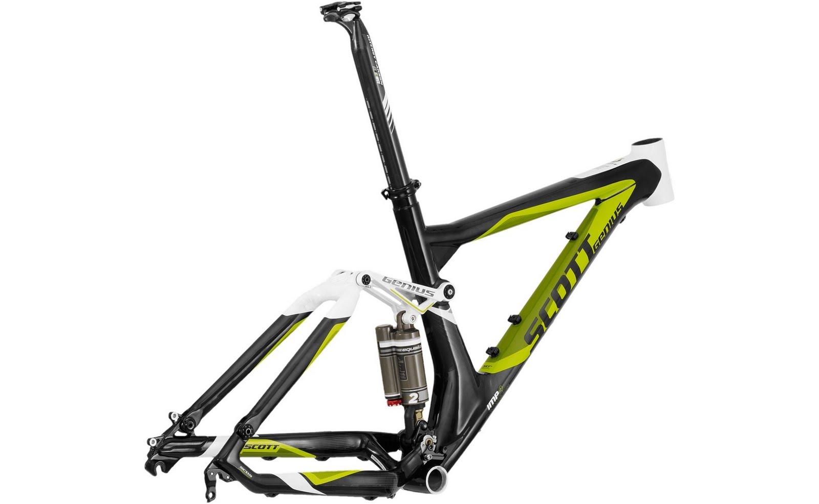 Todo-Bicicletas: Cuadro Scott Genius 10