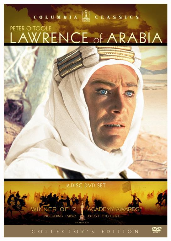 Lawrence da Arábia Dublado