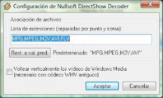 nullsoft direct show