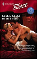 Guest Review: Heated Rush by Leslie Kelly