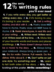 12 Rules for Writing