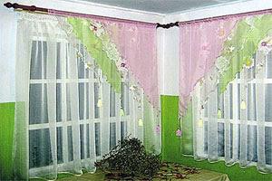 Меняем шторы