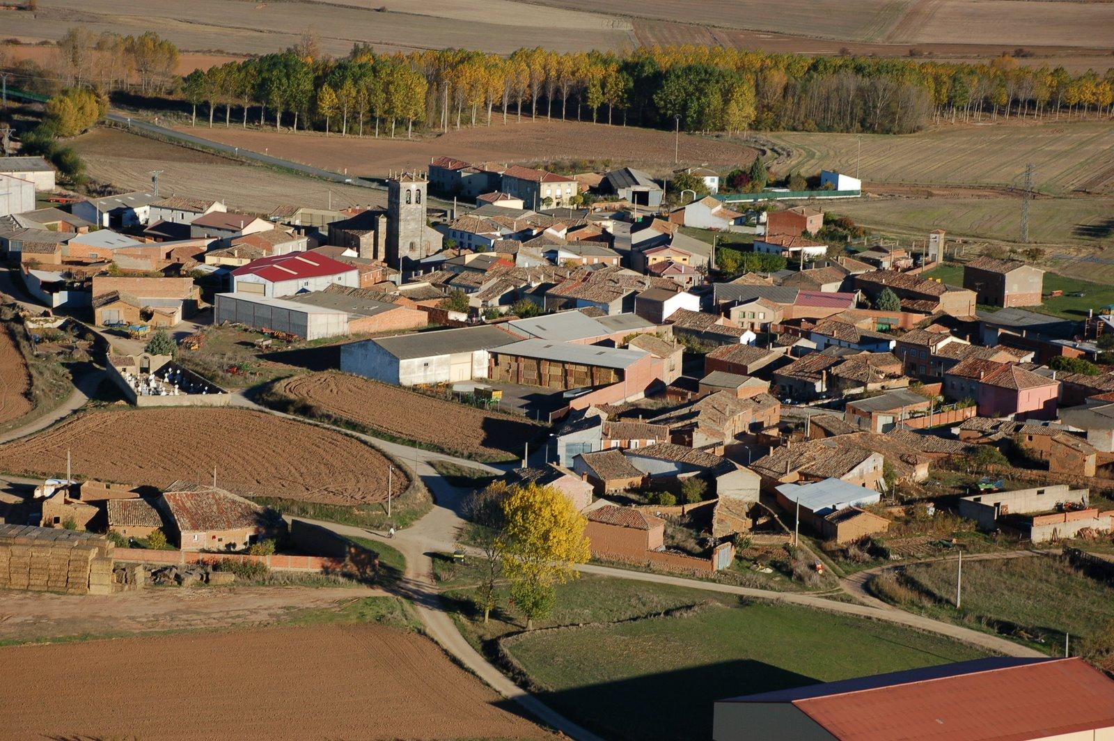 Otoño en Villamayor de Treviño