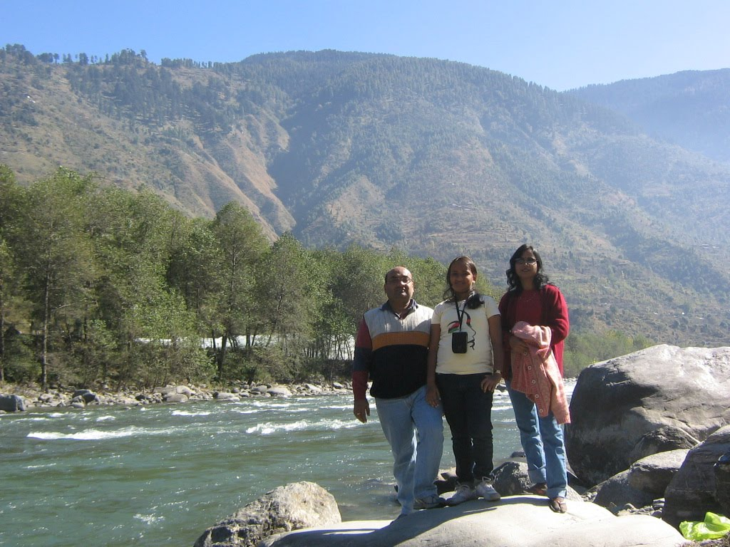 Guna Nand Delhi Kullu Manali Trip November 2010