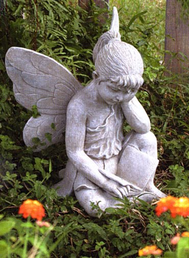 Garden Statue Fairy: Garden Statues: Adding Aesthetics To The Garden