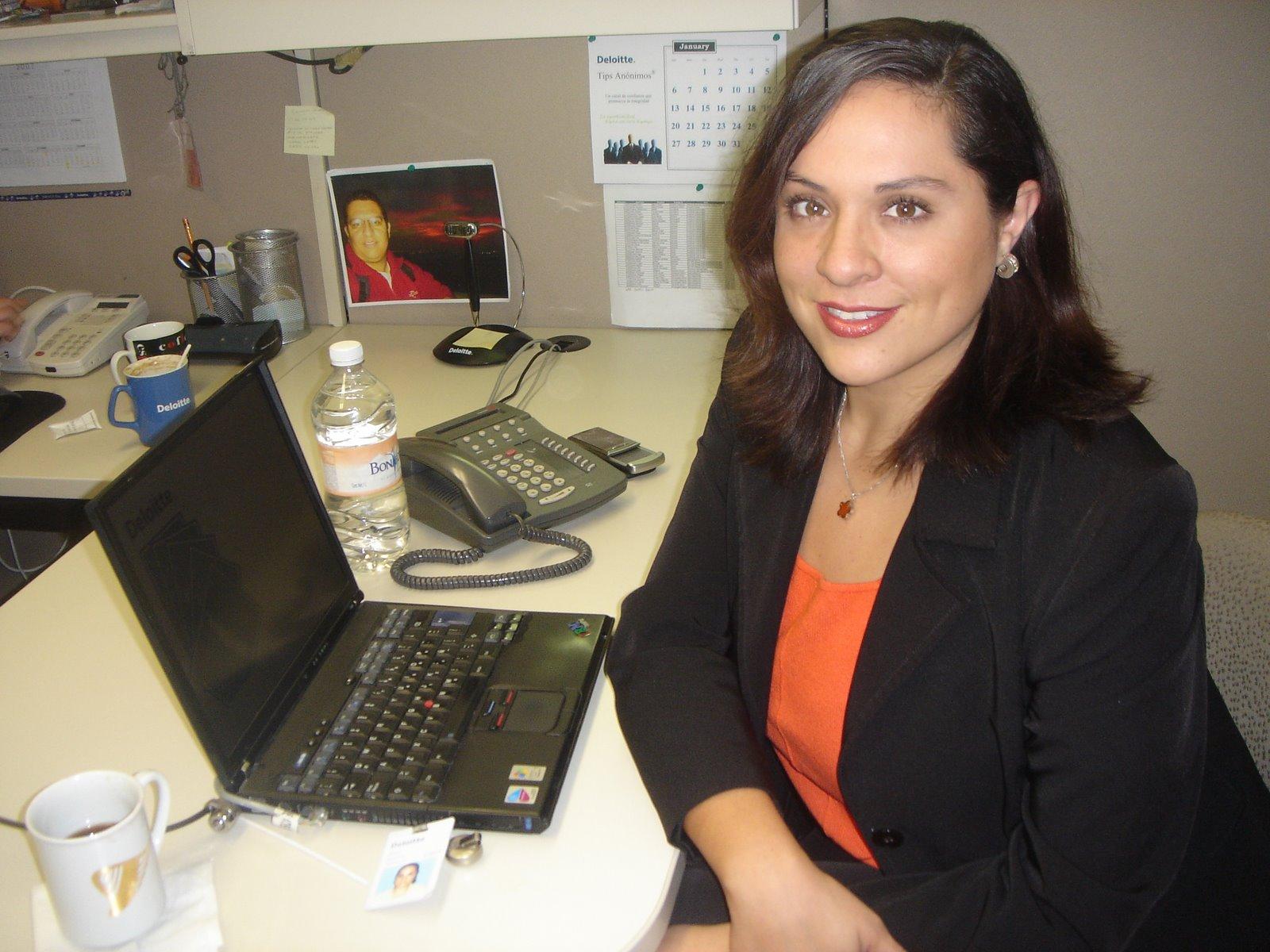 El ba l de fergil november 2007 for Oficinas deloitte