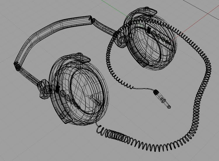 3D Fun Times: Headphones
