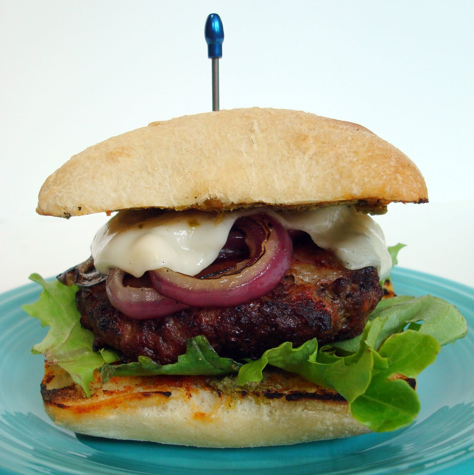 The Little Italy Burger Hundred Recipes