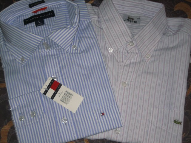 CAMISAS - LACOSTE   TOMMY ff1327dc9d