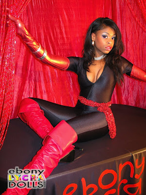 Those on! ebony spandex dolls com