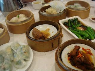 Tanya's Blog: 2009/01/20 高雄 寒軒大飯店 港式飲茶(港點) 和平店