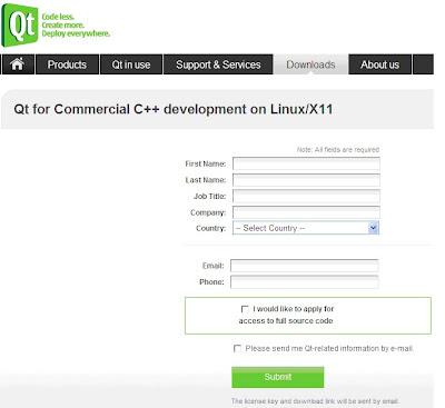 科技難 不難: Embedded Linux系統視窗程式設計-QT(4-1)Qt 4 5 0