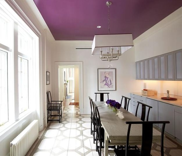 Through The French Eye Of Design: EGGPLANT THE COLOR