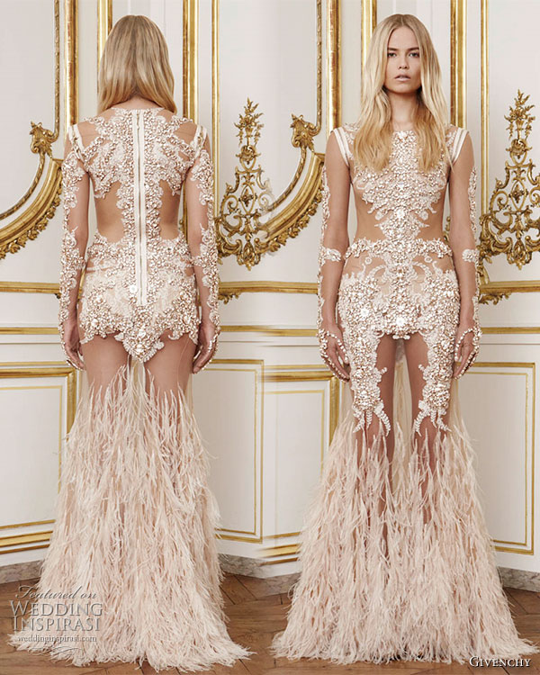 life on mars givenchy haute couture