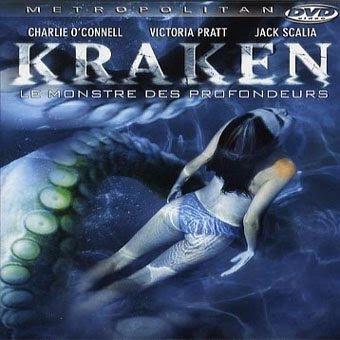 Kraken : Le monstre des profondeurs affiche