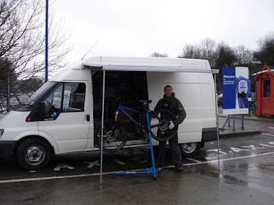 Bicycle workshop Great Missenden