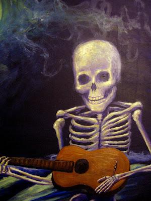 Illustrateurs A-SkeletonGUITAR-First-SHOT-----1