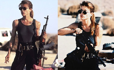 Terminator 2 judgment day sarah connor in 1 6 by hot toys - Sarah connor genisys actress ...