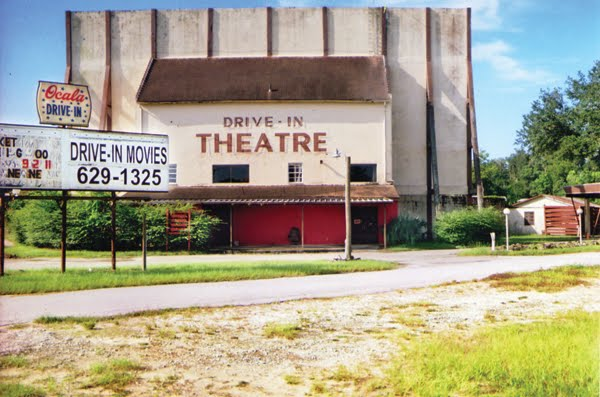 retired drifters ocala drive in theatre