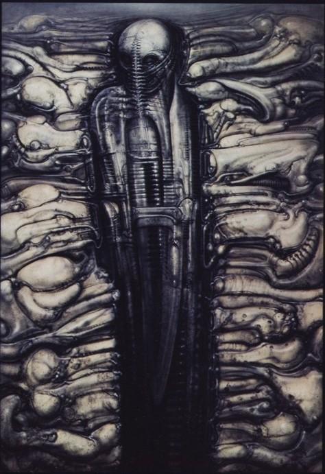 EL BLOG DE LA MUERTE: EL NECRONOMICÓN de H. R. Giger H.r. Giger Necronomicon