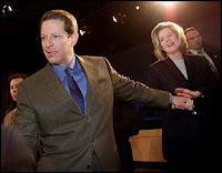 Al Gore in earth tones