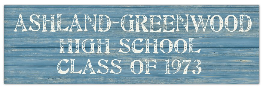 Ashland-Greenwood High School Class of 1973
