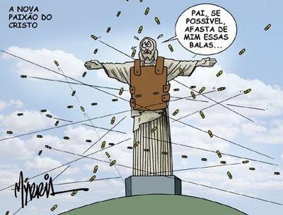 O principal legado da Olimpíada para o Rio: guerra civil!