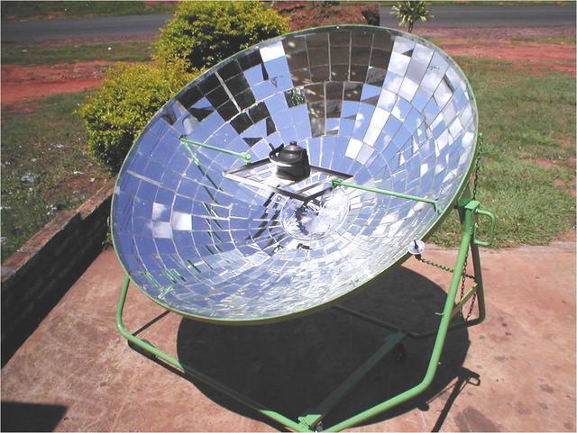 Resultado de imagem para PARABOLICA SOLAR