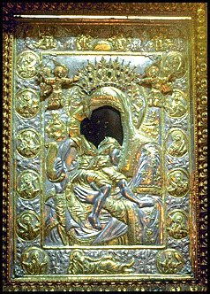 Miracles Of The Icon Of Quot Axion Estin Quot Mystagogy Resource