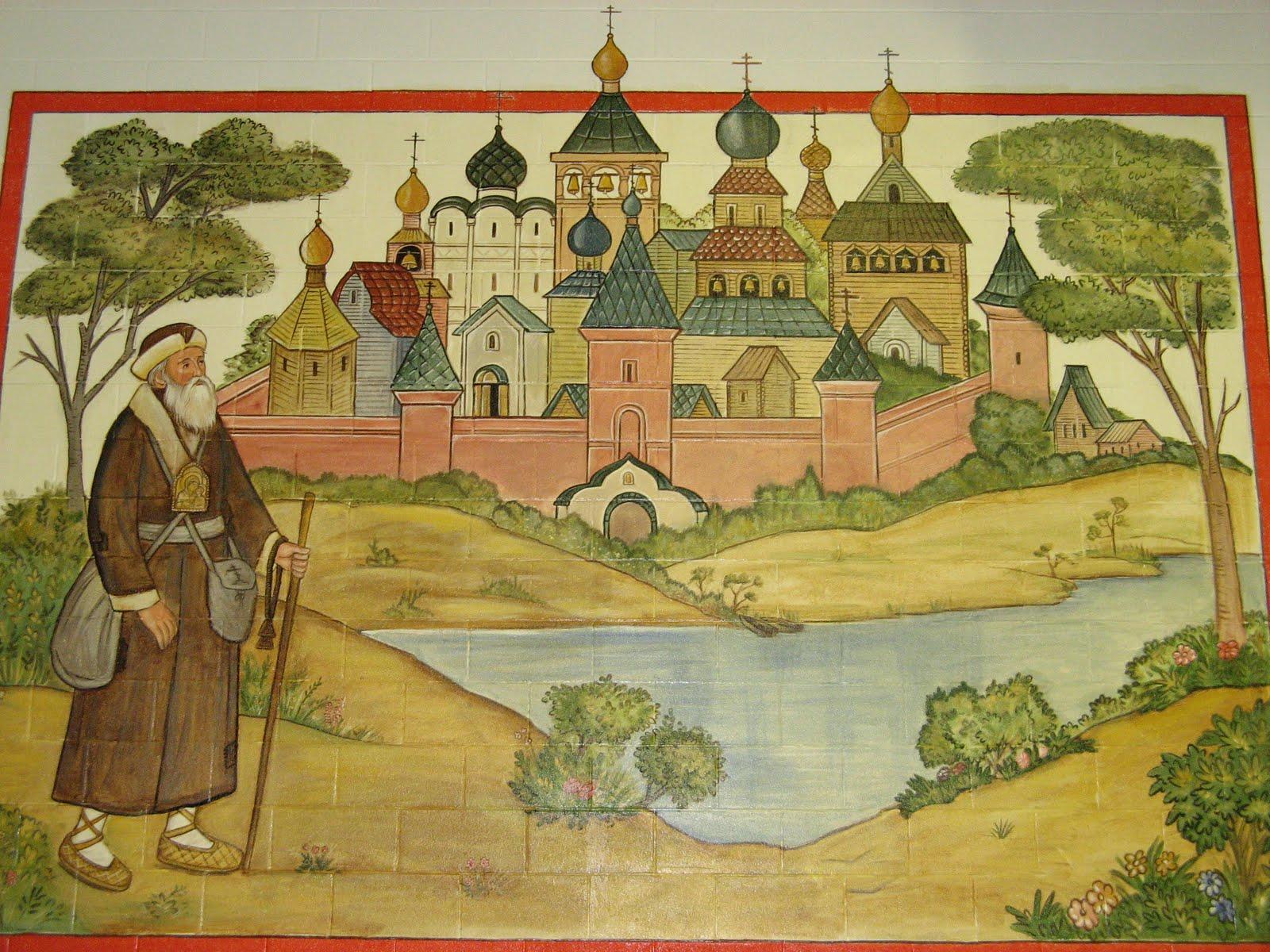 Russian Orthodox Pilgrim To Walk From Siberia to Jerusalem ...