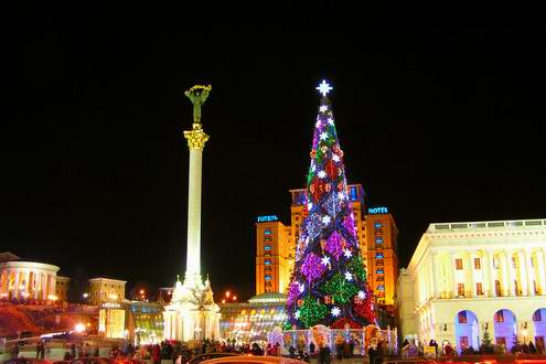 Image result for ukraine christmas