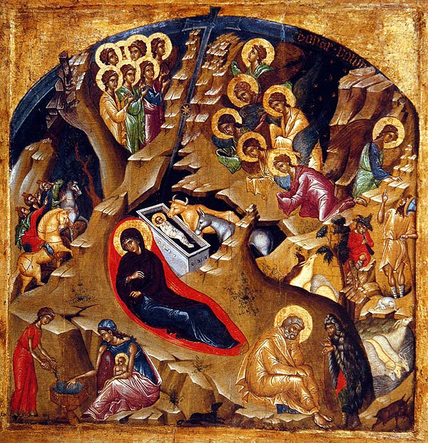 the nativity forty day fast represents the fast undertaken by moses who having fasted for forty days and forty nights received the commandments of god