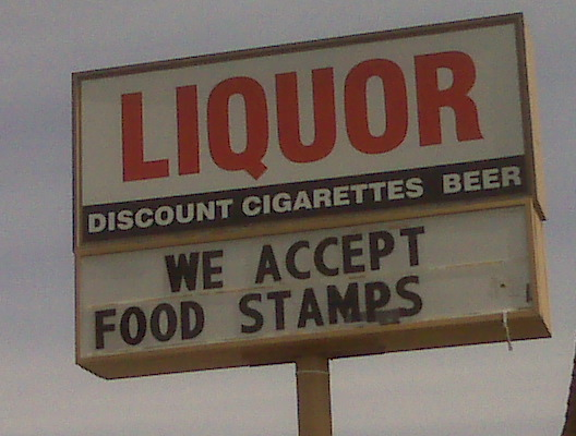 Food Stamps On My Taxes