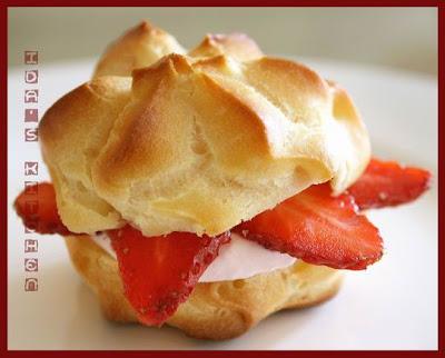 Kue Sus alias Coux Pastry