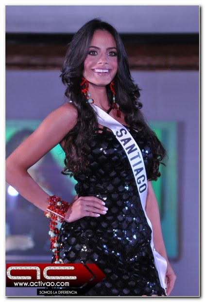 All About Pageants Miss Dominican Republic 2011 Official