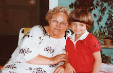 Me with Grandma Blanchee